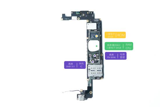 ZUK Z2 teardown 22
