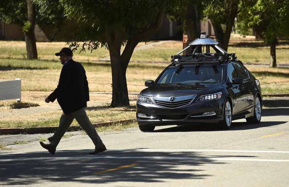 honda self driving reuters 1