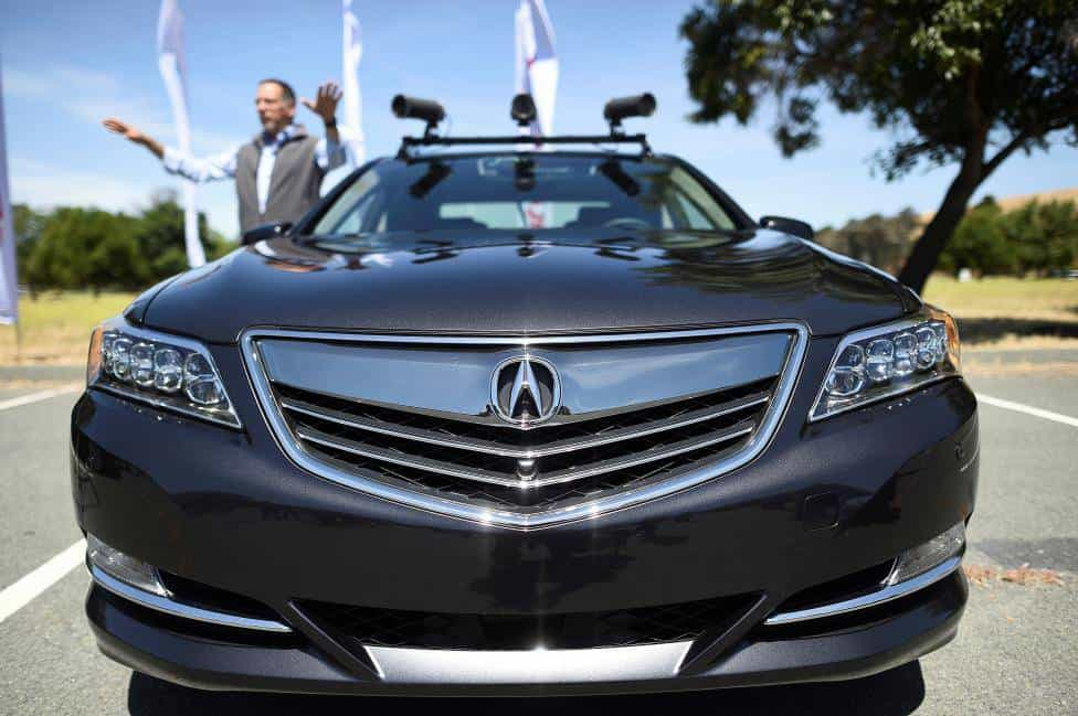 honda self driving reuters 2