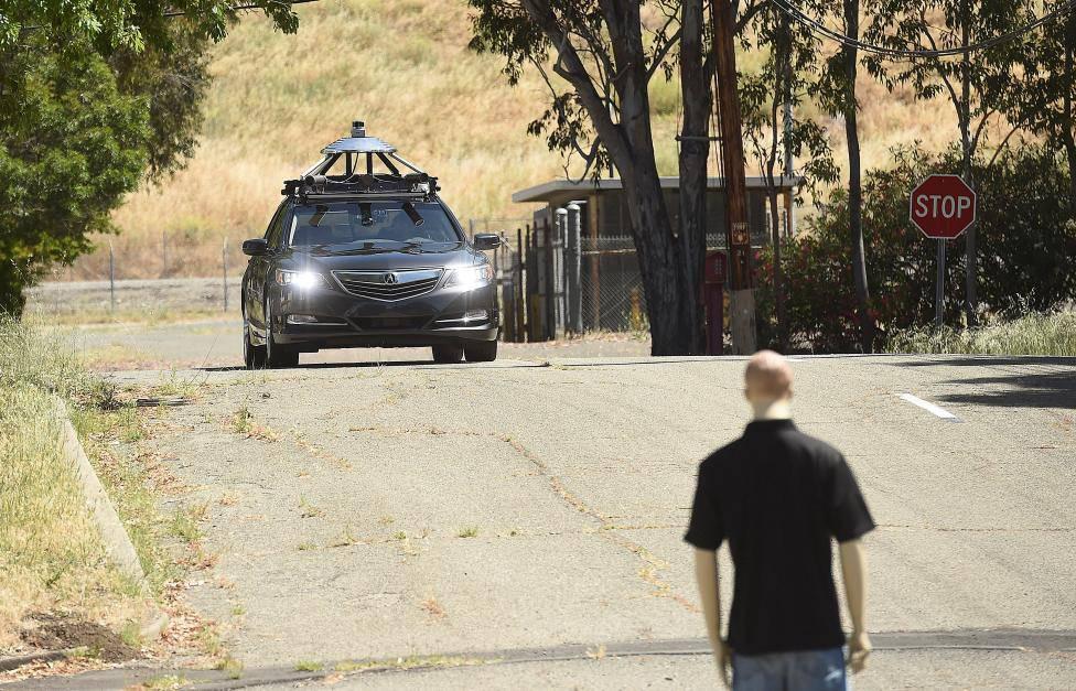 honda self driving reuters 6