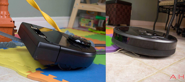vacuum wars irobot roomba 980 vs neato botvac connected. Black Bedroom Furniture Sets. Home Design Ideas
