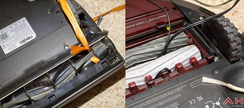 iRobot-Roomba-980-vs-Neato-Botvac-Connected-Rollers