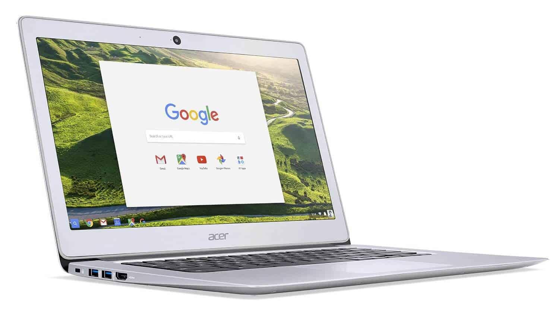 Acer Chromebook 14 Aluminum