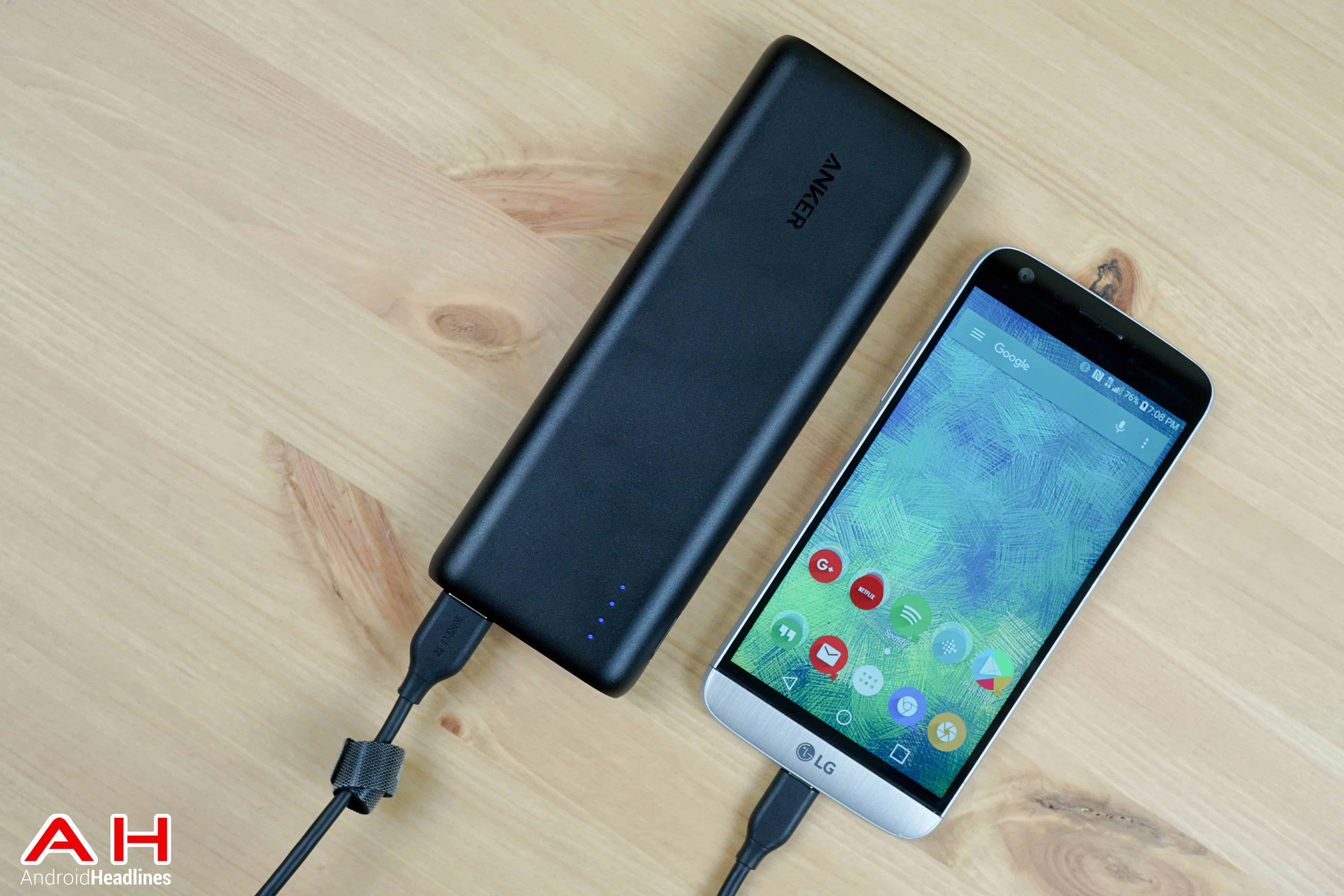 Anker PowerCore 20000 AH 7