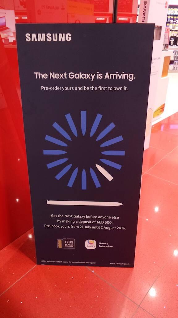 Galaxy Note 7 Dubai Pre-Order KK (1)