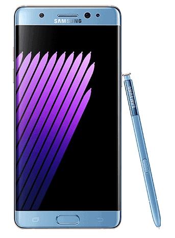 Galaxy Note 7 Press Rendear LEAKS 2
