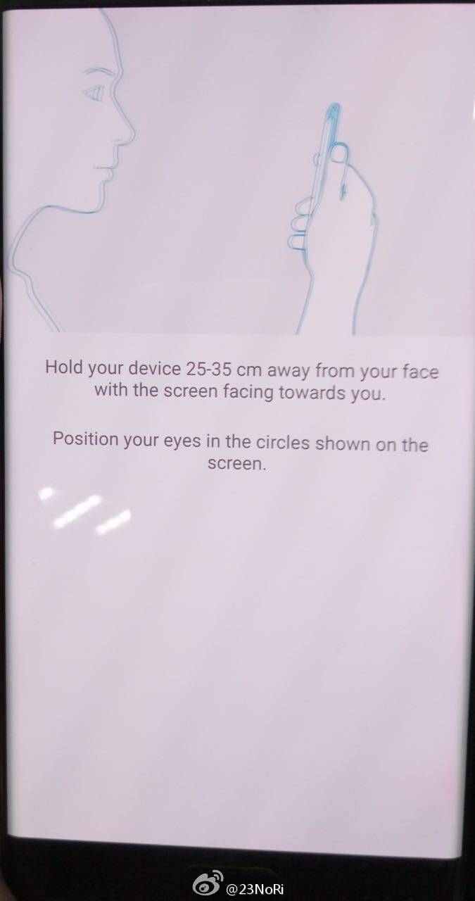 Galaxy Note 7 iris scanner leak 3