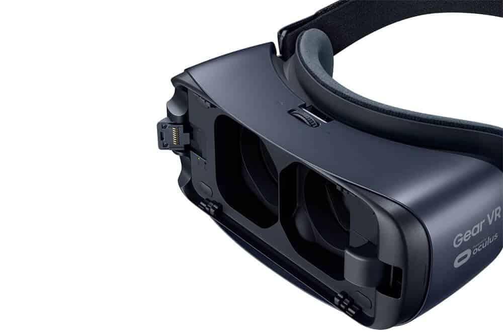 Gear VR Galaxy Note 7 AH 8