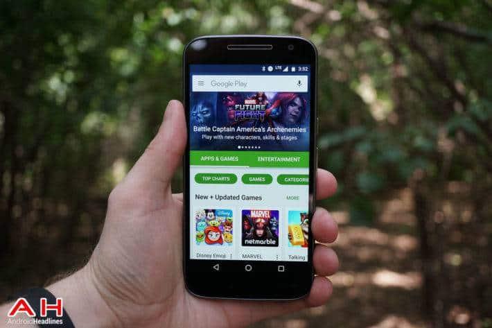 Google Play Store AH 2