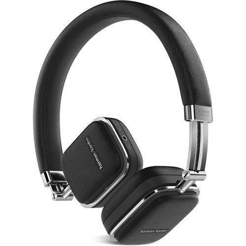 Harman Kardon Soho Bluetooth On-Ear Headphones 01
