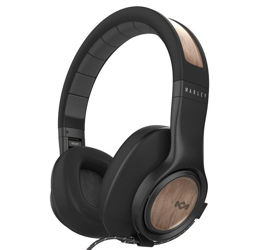 House of Marley EM-DH013-MI Legend ANC Over-Ear Headphones 02