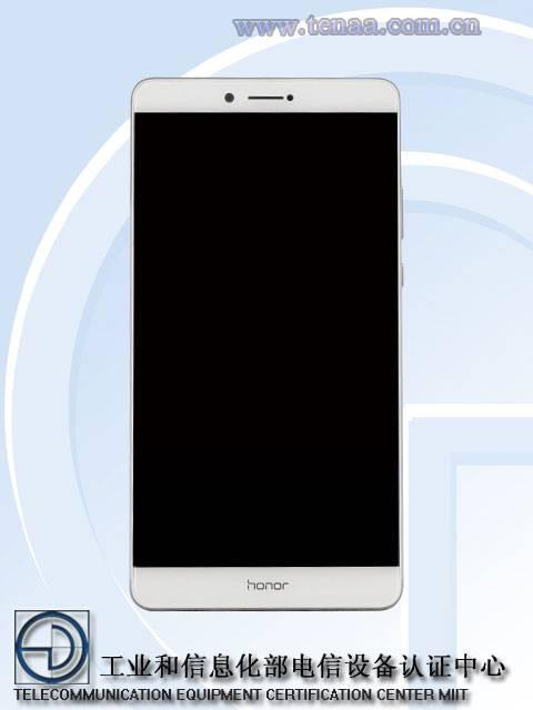 Huawei Honor phablet TENAA 1