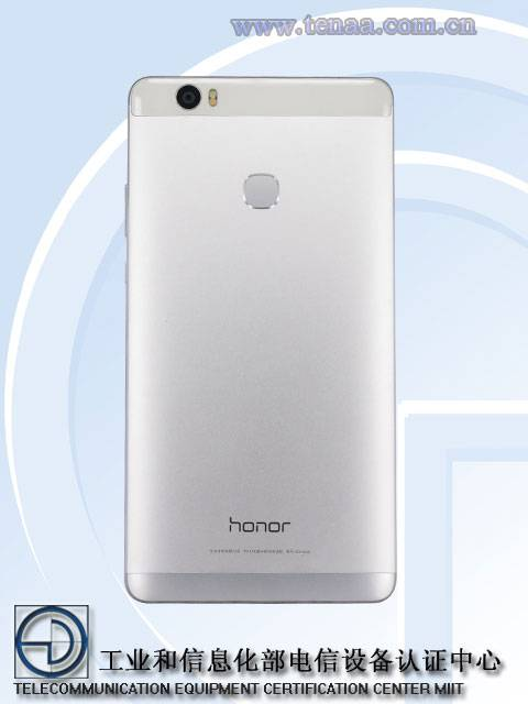 Huawei Honor phablet TENAA 2