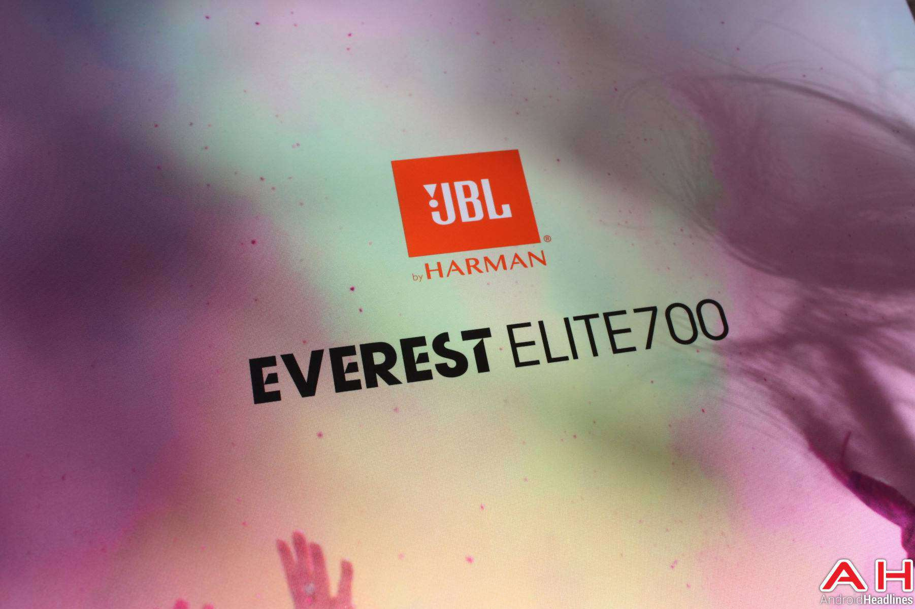 JBL Everest Elite 700 Headphones Boxed AH-38