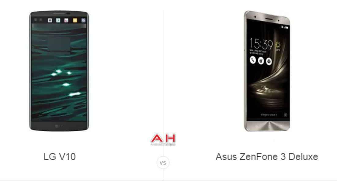 LG V10 vs ZenFone 3 Deluxe cam AH