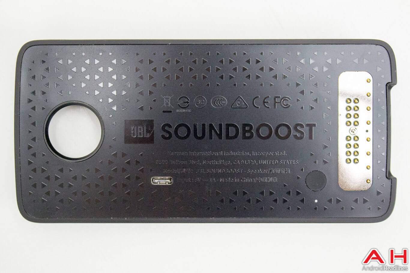 Lenovo Moto Z Mods JBL Soundboost 07