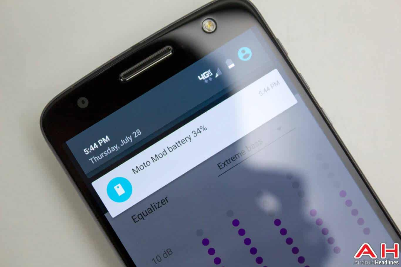 Lenovo Moto Z Mods JBL Soundboost battery