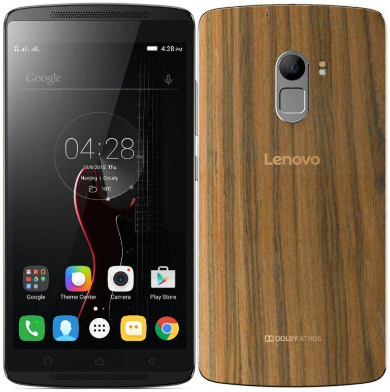 Lenovo Vibe K4 Note Wooden Edition_2