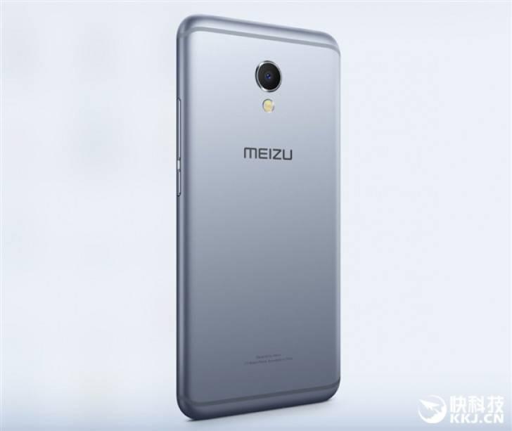 Meizu MX6 render leak 2