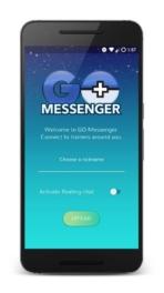 Messenger For Pokemon GO 3