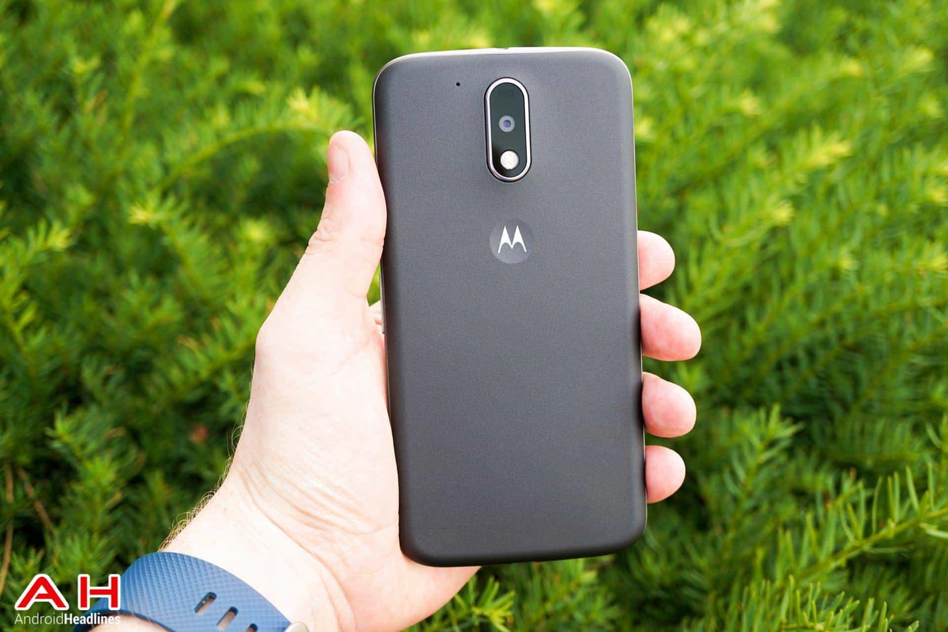 Moto G4 Review AM AH 8 1