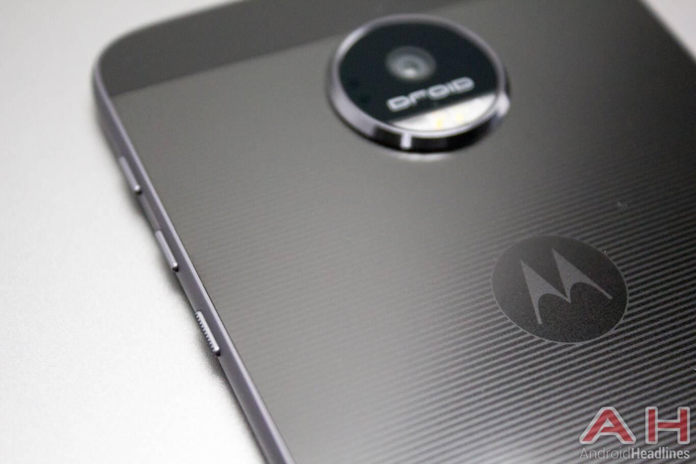 Motorola Lenovo Moto Z 24 logo