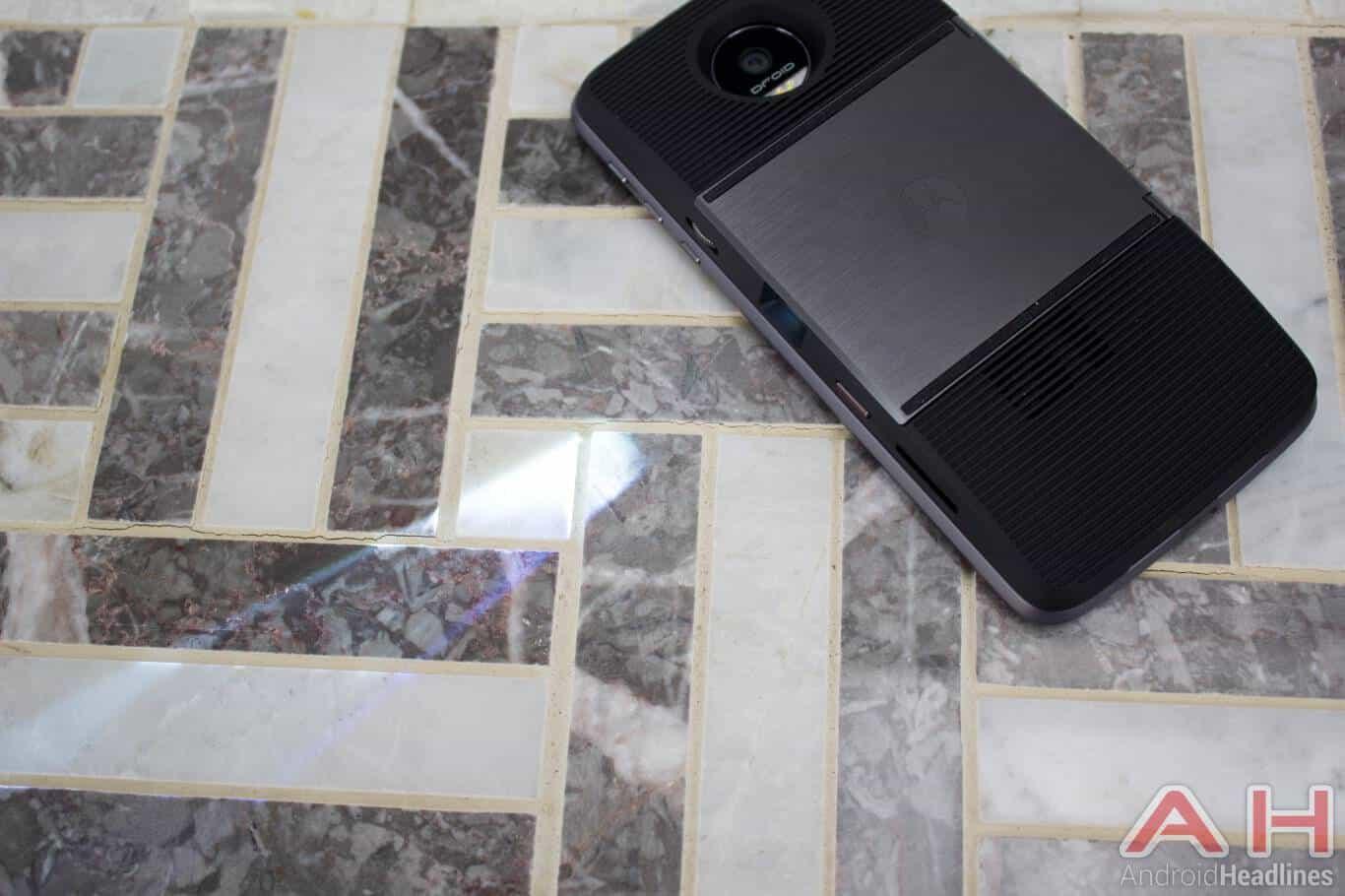 Motorola Lenovo Moto Z Force AH NS Moto Mods Projector