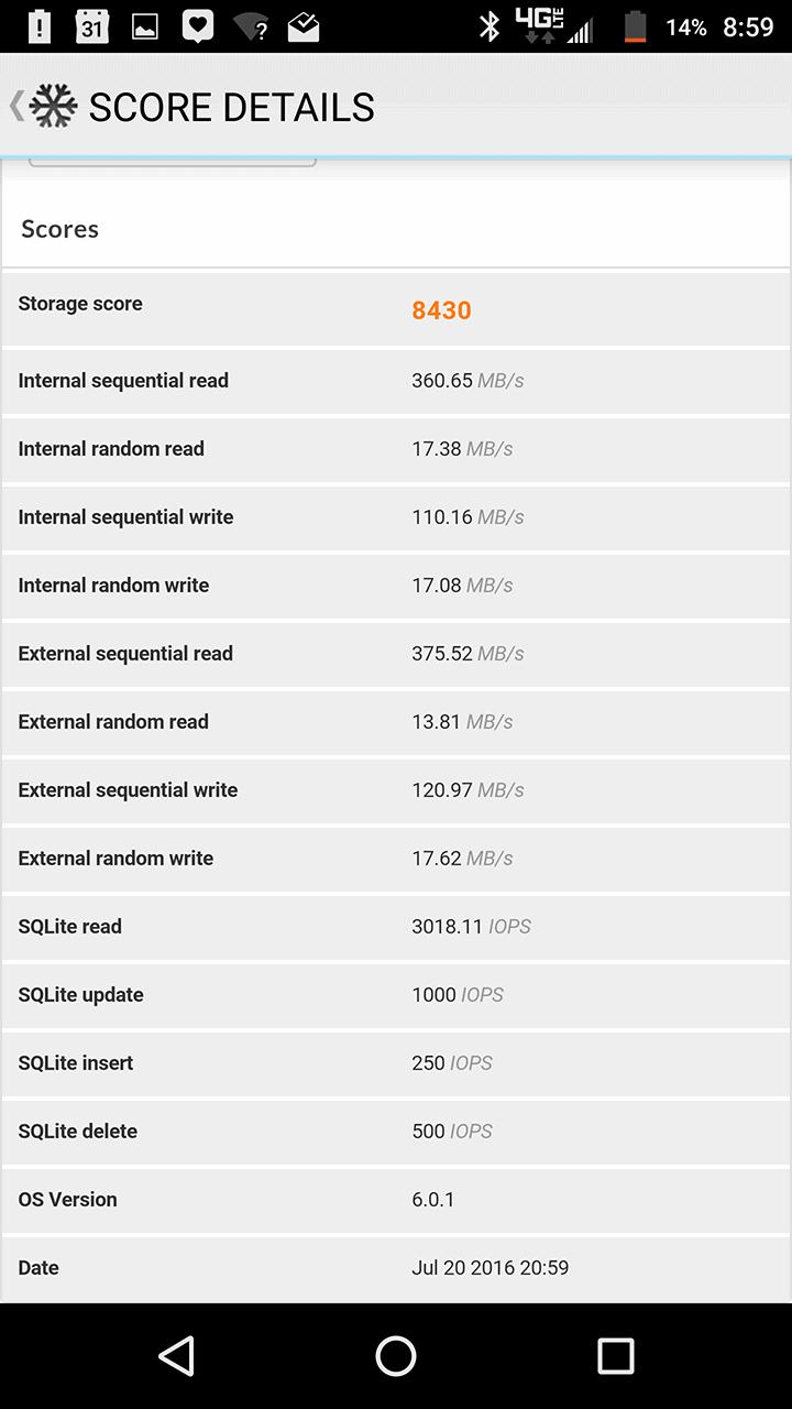 Motorola Lenovo Moto Z Force screenshots benchmark 04