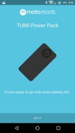 Motorola Lenovo Moto Z Screenshots moto mods 3