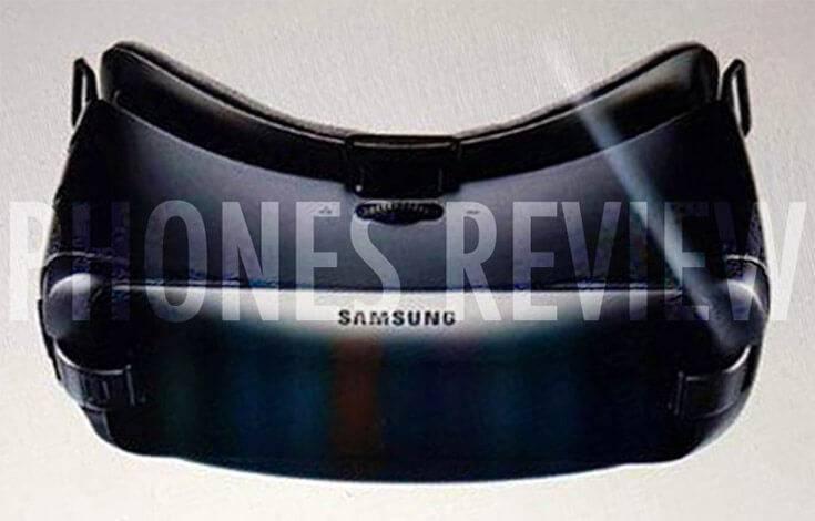 New Samsung Gear VR - leak