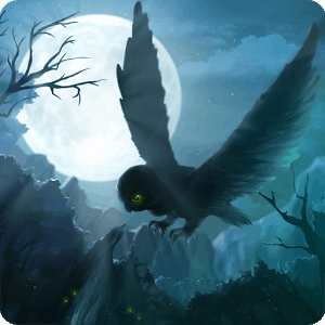 Owls Midnight Journey Icon