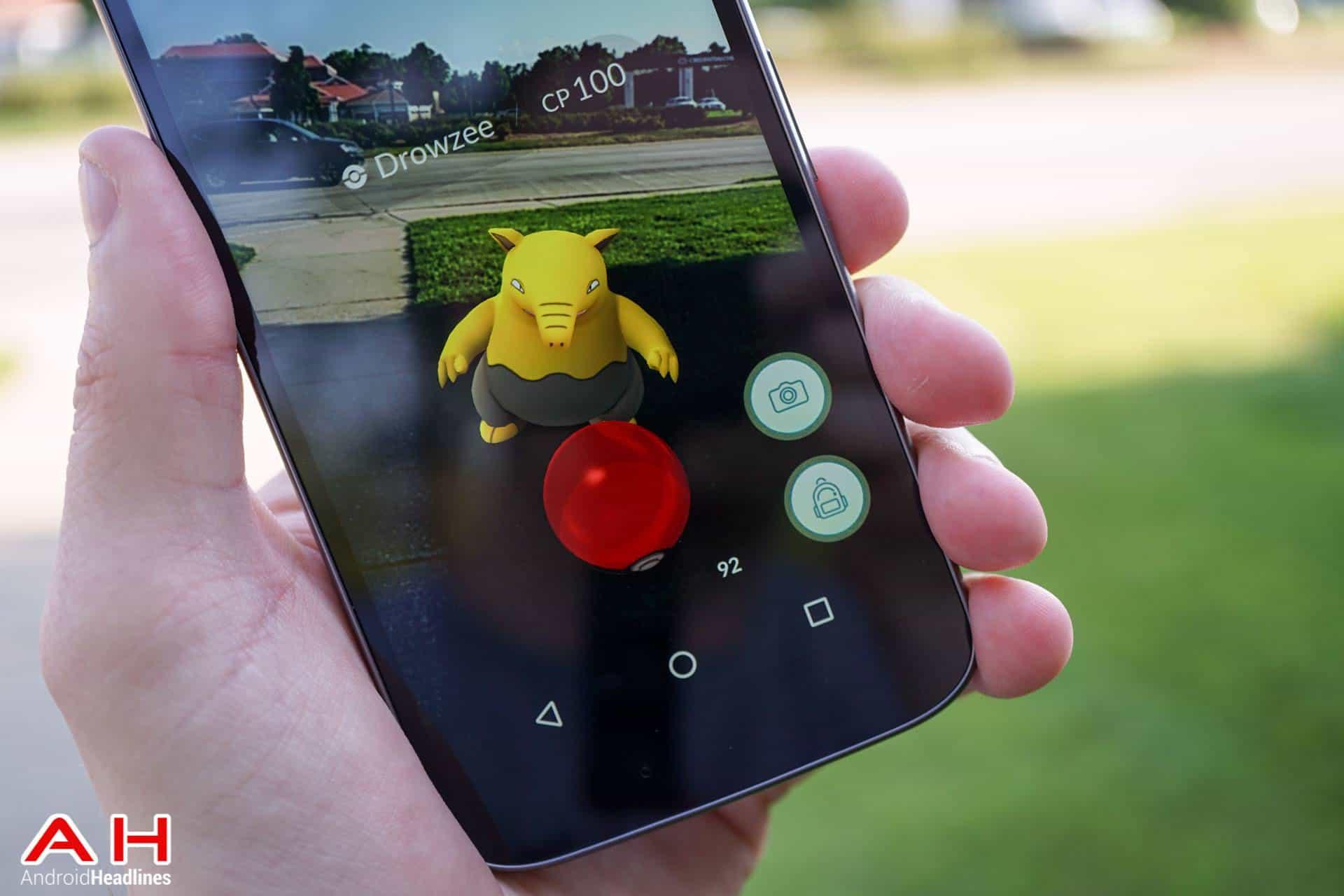 Pokemon GO AM AH 31