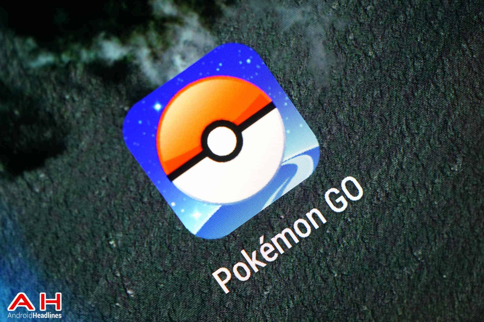 Pokemon GO AM AH 40
