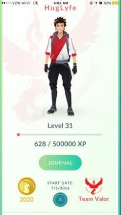 Pokemon Go 142 Pokedex KK