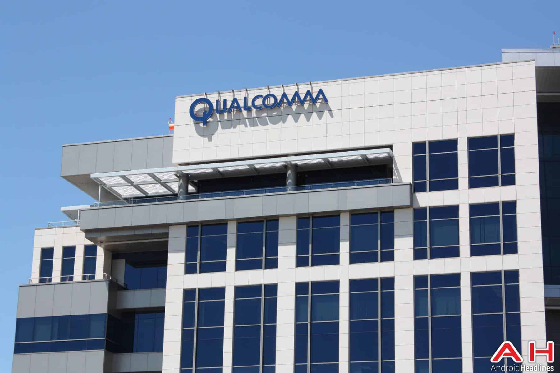 Qualcomm Building Logo 2016 AH 57