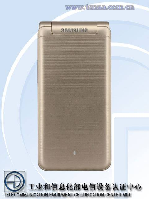 Samsung Galaxy Folder 2-1