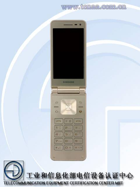 Samsung Galaxy Folder 2-2