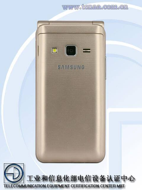Samsung Galaxy Folder 2-5
