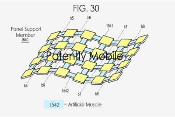 Samsung Artificial Muscle