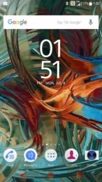 Sony Xperia X Performance AH NS Screenshots launcher 1