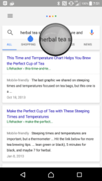 Sony Xperia X Performance AH NS Screenshots text highlight