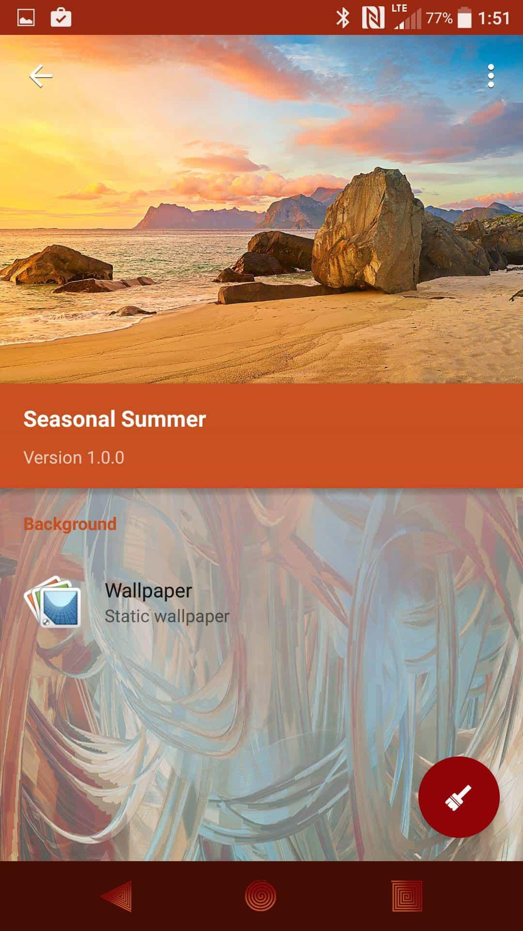 Sony Xperia X Performance AH NS Screenshots themes