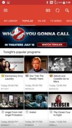 Sony Xperia X Performance AH NS Screenshots tv app 2
