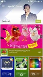 Sony Xperia X Performance AH NS Screenshots whats new 2