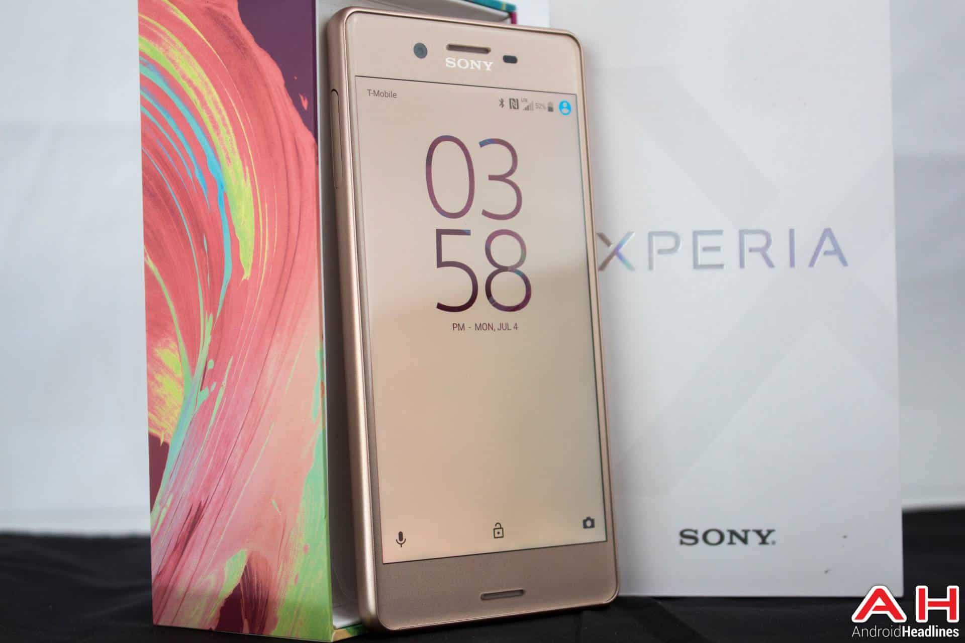 Sony-Xperia-X-Performance-AH-NS-box