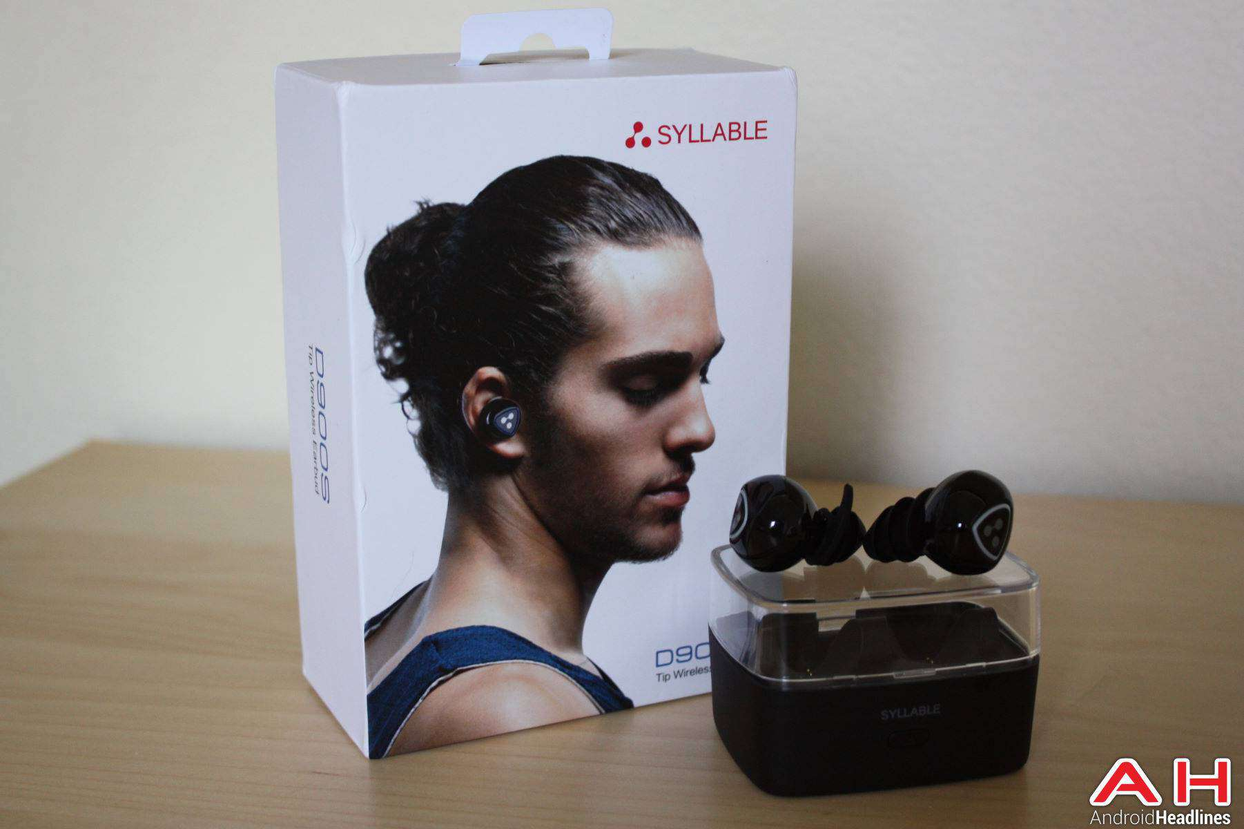 Syllable Bluetooth Earbuds AH-103