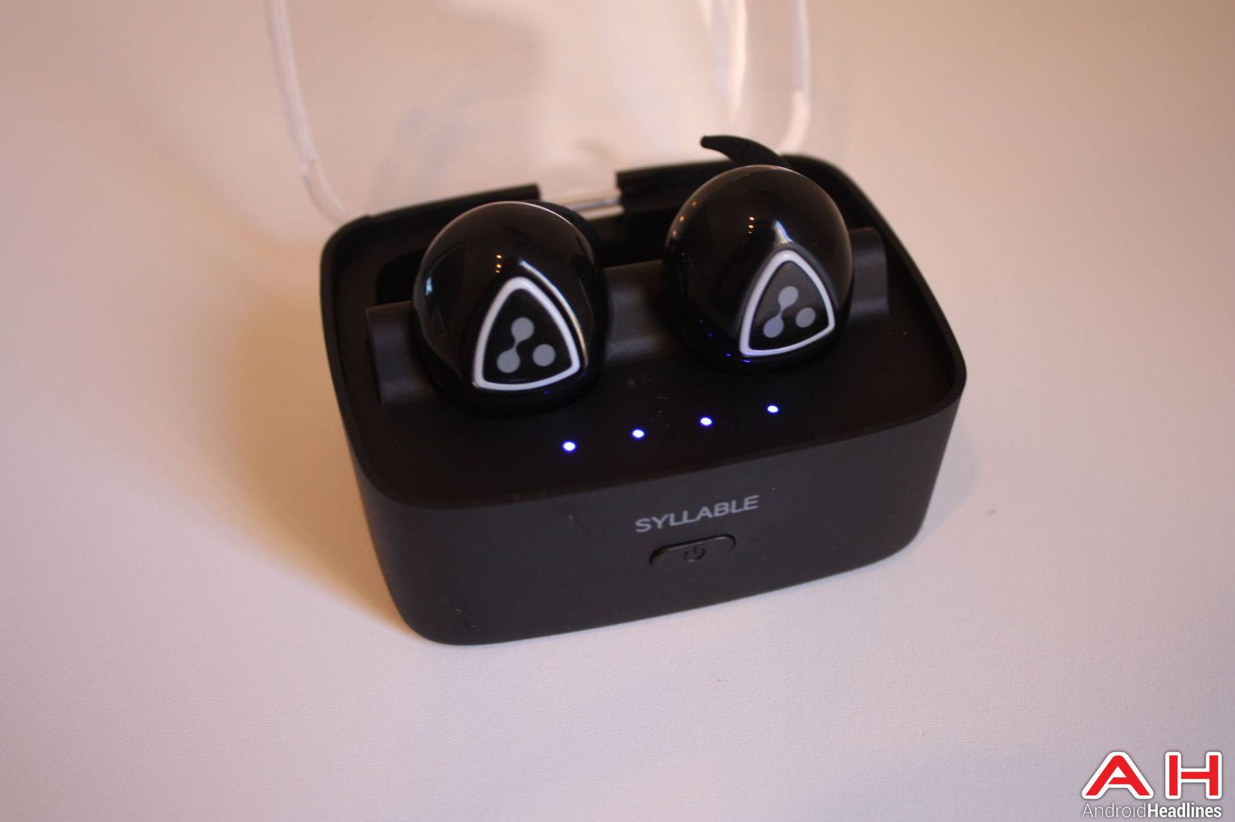 Syllable Bluetooth Earbuds AH-118