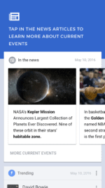 Wikipedia Android App 01