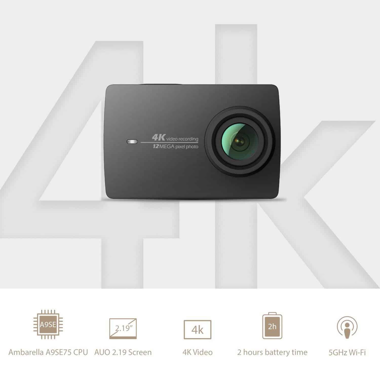 Yi 4k Action Camera Hits Us Shores On July 12th