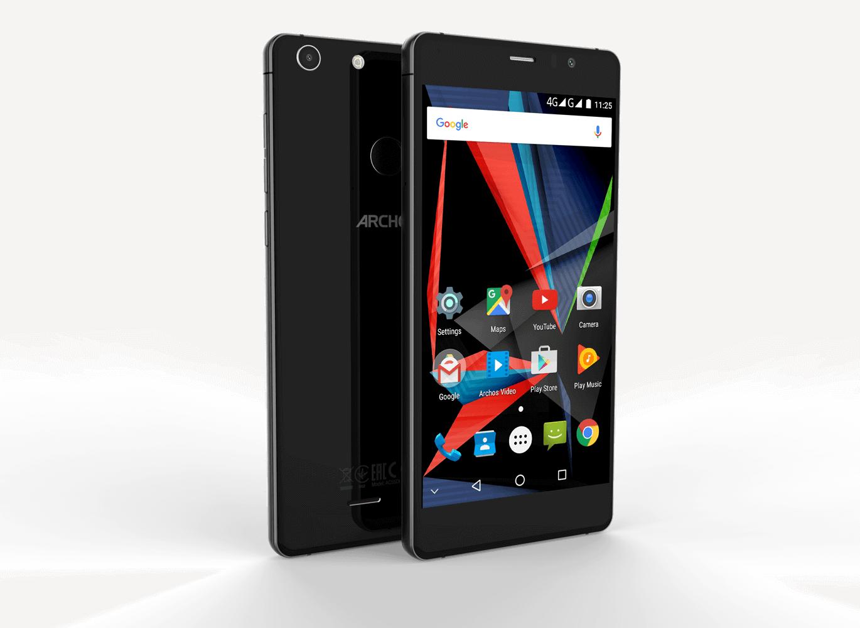 ARCHOS Unveils 55 Diamond Selfie Smartphone With 4GB Of RAM